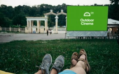 Hosting an Outdoor Cinema Event – 23 Things You Should Know